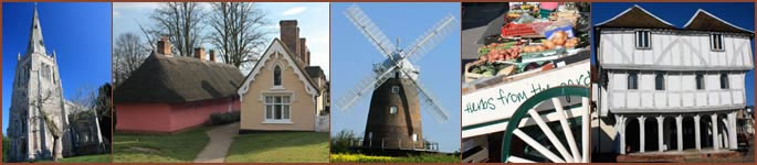 Places To Visit in Thaxted, Essex