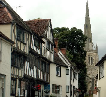 Thaxted history